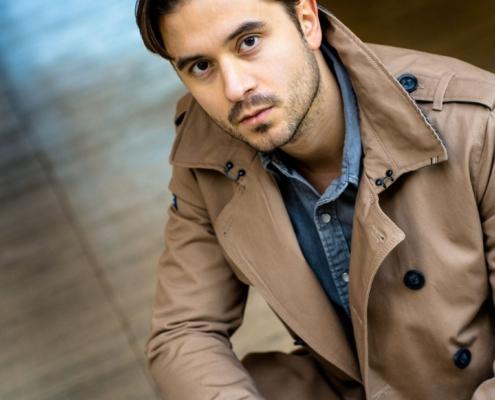 Mehrdad Taheri, Actors Agency Osman, Schauspielagentur